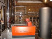Монтаж систем отопления выезд: Червень и район